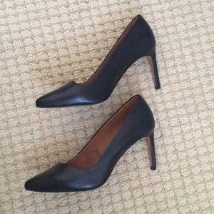 H&M Genuine Leather Heels sz37
